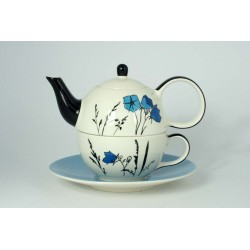 Tea for One Louka modré zvonky