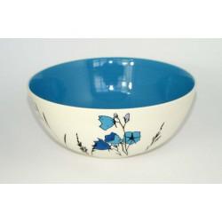 Salátová mísa Louka modré...