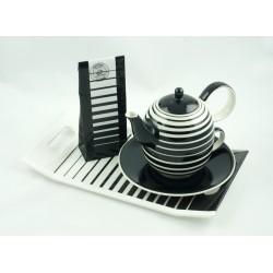 Sada Tea for One, podnos, čaj