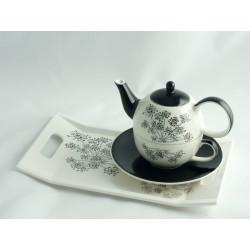 Sada Tea for One, podnos,...