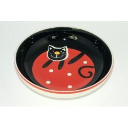 Hluboký talíř Veselá kočka,...