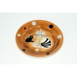 Dezertní talířek Lady, 20 cm
